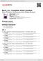 Digitální booklet (A4) Bach, J.S.: Complete Violin Sonatas