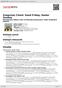 Digitální booklet (A4) Gregorian Chant: Good Friday; Easter Sunday