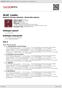 Digitální booklet (A4) Wolf: Lieder