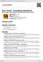 Digitální booklet (A4) Bryn Terfel - Something Wonderful