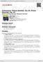 Digitální booklet (A4) Schumann: Piano Quintet, Op.22; Piano Quartet, Op. 47