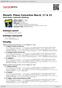 Digitální booklet (A4) Mozart: Piano Concertos Nos.6, 17 & 21