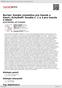Digitální booklet (A4) Burian: Sonata romantica pro housle a klavír, Schulhoff: Sonáta č. 1 a 2 pro housle a klavír