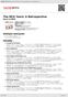 Digitální booklet (A4) The MCA Years:  A Retrospective