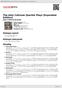Digitální booklet (A4) The John Coltrane Quartet Plays