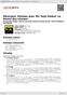 Digitální booklet (A4) Messiaen: Poemes pour Mi; Sept Haikai; Le Réveil des oiseaux