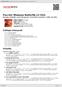 Digitální booklet (A4) Puccini: Madama Butterfly [2 CDs]
