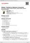 Digitální booklet (A4) Weber: Clarinet & Bassoon Concertos