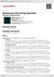 Digitální booklet (A4) Beethoven:The String Quartets