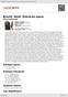 Digitální booklet (A4) Brecht, Weill: Žebrácká opera