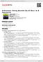 Digitální booklet (A4) Schumann: String Quartet Op.41 Nos.2 & 3