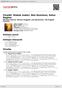 Digitální booklet (A4) Vivaldi: Stabat mater; Nisi Dominus; Salve Regina