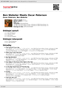 Digitální booklet (A4) Ben Webster Meets Oscar Peterson