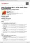 Digitální booklet (A4) Elgar: Symphony No. 1; In the South; Pomp & Circumstance