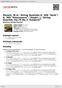 """Digitální booklet (A4) Mozart, W.A.: String Quartets K. 458 """"Hunt""""; K. 465 """"Dissonance"""" / Haydn, J.: String Quartet, Op.76 No.3 """"Emperor"""""""