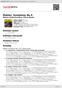 Digitální booklet (A4) Mahler: Symphony No.5