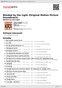 Digitální booklet (A4) Blinded by the Light (Original Motion Picture Soundtrack)