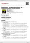 Digitální booklet (A4) Beethoven: Symphonies No.5 & No.7