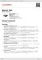 Digitální booklet (A4) Electric Mud