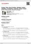 Digitální booklet (A4) Grieg: Peer Gynt Suites; Holbert Suite / Sibelius: Finlandia; Tapiola; Valse Triste