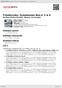 Digitální booklet (A4) Tchaikovsky: Symphonies Nos.4, 5 & 6