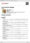 Digitální booklet (A4) Cool Summer Reggae