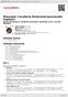 Digitální booklet (A4) Mascagni: Cavalleria Rusticana/Leoncavallo Pagliacci