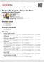 Digitální booklet (A4) Pardon My English / Plays The Blues