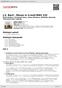 Digitální booklet (A4) J.S. Bach - Messe in h-moll BWV 232
