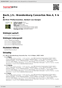 Digitální booklet (A4) Bach, J.S.: Brandenburg Concertos Nos.4, 5 & 6