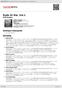 Digitální booklet (A4) Ryde Or Die, Vol.1