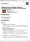 Digitální booklet (A4) Handel: Marian Cantatas And Arias