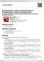 Digitální booklet (A4) Rachmaninov: Piano Concerto No.2 / Tchaikovsky: Piano Concerto No.1