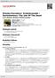 Digitální booklet (A4) Rimsky-Korsakov: Scheherazade / Rachmaninov: The Isle Of The Dead