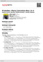 Digitální booklet (A4) Prokofiev: Piano Concertos Nos.1 & 3