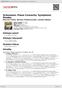 Digitální booklet (A4) Schumann: Piano Concerto; Symphonic Etudes