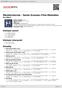 Digitální booklet (A4) Meisterstucke - Seine Grossen Film-Melodien