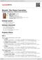 Digitální booklet (A4) Mozart: The Piano Concertos