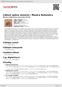 Digitální booklet (A4) Lidové zpěvy vánoční / Musica Bohemica