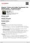 Digitální booklet (A4) Wagner: Tristan und Isolde; Tannhauser; Die Meistersinger - Orchestral Music