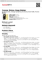 Digitální booklet (A4) Yvonne Minton Sings Mahler