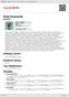Digitální booklet (A4) Pták Rosomák