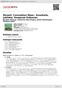 Digitální booklet (A4) Mozart: Coronation Mass ; Exsultate, jubilate; Vesperae Solennes