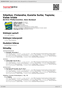 Digitální booklet (A4) Sibelius: Finlandia; Karelia Suite; Tapiola; Valse triste