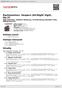 Digitální booklet (A4) Rachmaninov: Vespers (All-Night Vigil), Op.37