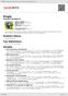 Digitální booklet (A4) Singly