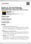 Digitální booklet (A4) Strauss, R.: Tod und Verklarung; Metamorphosen; Four Last Songs