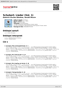 Digitální booklet (A4) Schubert: Lieder (Vol. 1)