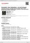 Digitální booklet (A4) Donizetti: Dom Sebastien, roi de Portugal