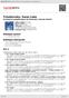 Digitální booklet (A4) Tchaikovsky: Swan Lake